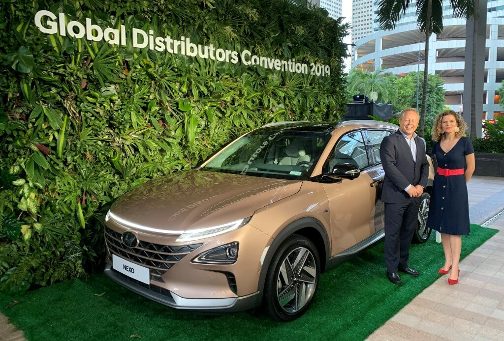 Hyundai Canarias en la Global Distributors Convention 2019